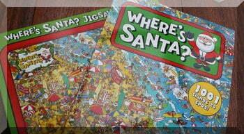 "Picture of ""Where's Santa? box set"