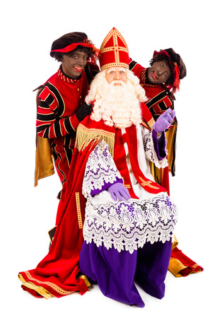 Is your Santa black?