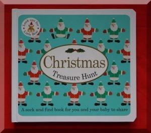 Christmas treasure hunt book review