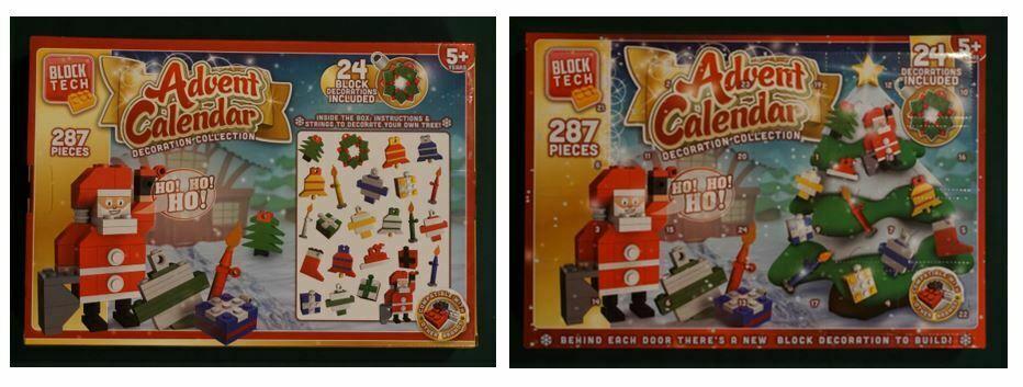 box for the Block Tech Advent Calendar (decorations)